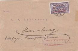 Deutsches Reich Memel Brief 1922 - Memelgebiet