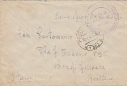 Italien Feldpost / Zensur Brief 1940-44 - Zonder Classificatie