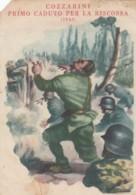 Italien Feldpost Propaganda Postkarte 1940-45 - Italia
