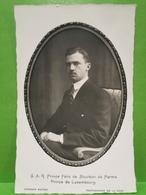 S. À. R. Prince Félix De Bourbon De Parma, Prince De Luxembourg - Cartes Postales