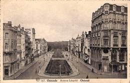 Oostende - Ostende - Avenue Léopold (Edit Bousson  1938) - Oostende