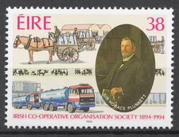 Ireland 1994 Mi# 850** IRISH CO-OPERATIVE ORGANIZATION SOCIETY, CENTENARY - 1949-... Republic Of Ireland