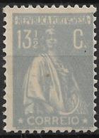 Portugal – 1917 Ceres Type 13 1/2 Centavos Mint Stamp - Nuovi