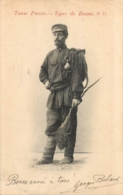 RUSSIE  TYPES DE RUSSIE N°11   1902 - Russia