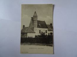 CPA 62 AUCHEL Ancien Chateau Dos Simple   TBE        Mine Mineur Charbon - Unclassified