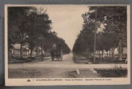 51 - MOURMELON-LE-GRAND - Camp De Châlons - Quartier Fleurus Et Loano - Mourmelon Le Grand