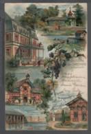 68 - RIBAUVILLÉ - RAPPOLTSWEILER - Gruss Aus Dem Carolabad 1898 - Ribeauvillé