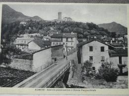 ALMESE - SCORCIO PANORAMICO E CHIESA - -  -    -  - BELLISSIMA - - Non Classés