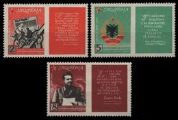 Albanien 1964 - Mi-Nr. 833-835 ** - MNH - Permet - Albanien