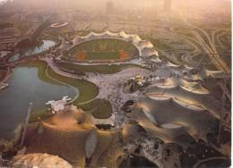STADE Stadium ( Deutchland Allemagne ) MUNCHEN Munich Olympia Park Olympic Park CPM GF - Estadio Stadion Stadio Statio - Stades