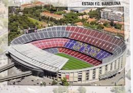 STADE Stadium ( Espana Espagne Spain ) BARCELONA Barcelone ESTADI F.C. Barcelona - CPM GF Estadio Stadion Stadio Statio - Stades