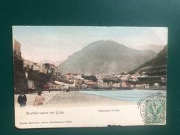 CASTELLAMMARE DEL GOLFO(TRAPANI) PANORAMA E CALA 1906 - Trapani