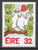 Ireland 1997 Mi# 982** GREETING, LOVE STAMP - Neufs