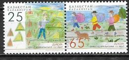 Kazakhstan 2007 N°495/496 Neufs Thème Europa Scoutisme - 2007