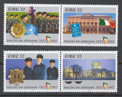 Ireland 1997 Mi# 985-88** IRISH STATE, 75th ANNIV. - Neufs