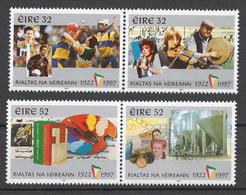 Ireland 1997 Mi# 996-99** IRISH STATE, 75th ANNIV. - Neufs