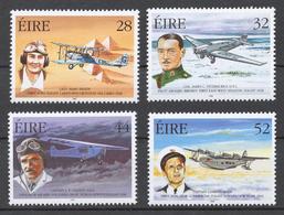 Ireland 1998 Mi# 1046-49** AVIATION PIONEERS - Neufs