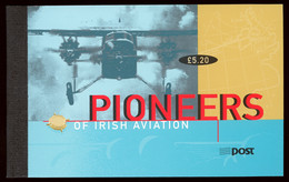 Ireland 1998 Mi# 1046-49 (MH49)** AVIATION PIONEERS - Neufs