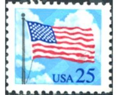 Ref. 311143 * MNH * - UNITED STATES. 1988. FLAG . BANDERA - Vlag