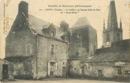 "CPA FRANCE 85 ""Bouin, Pavillon De Barbe Bleue"" - Frankrijk"