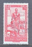FRENCH  SUDAN  89   (o) - Gebraucht