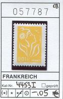 Frankreich - France - Francia - Frankrijk - Michel 4453 I - ** Mnh Neuf Postfris - - Frankreich