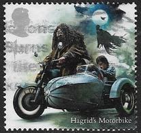 GB 2018 Harry Potter 1st Type 1 Good/fine Used [40/32517/ND] - 1952-.... (Elizabeth II)