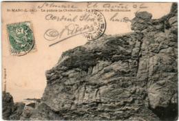 31oth 1601 CPA - SAINT MARC - LA POINTE DE CHEMOULIN - LE ROCHER DU BONHOMME - Frankreich
