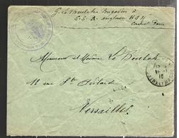 29608 - CONVOIS AUTOMOBILES  TM 134 - Marcophilie (Lettres)