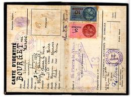 29610 - Carte D'identité St PIERRE  LE VIEUX - Documents Historiques