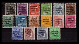 SBZ 1948 Nr 182-197 Postfrisch (206211) - Sowjetische Zone (SBZ)