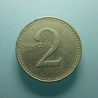 Angola 2 Kwanzas 1977 - Angola