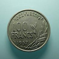 France 100 Francs 1957 - France
