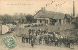 VIBRAYE SORTIE DE L'USINE COCHARD - Vibraye