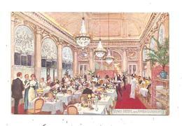 Vichy- Carte Pub- Hôtel Des Ambassadeurs-(D.6072) - Vichy