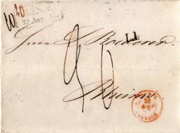 1847 ODESSA Bf TT  TOUR.T.Forbach N.Rheims - Germania