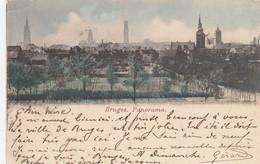 BRUGGE / PANORAMA 1902 - Brugge
