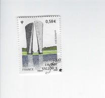 Série Touristique Valence 4735 Oblitéré 2013 - Gebruikt
