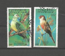 169/70 Oiseaux  (262) - Oblitérés