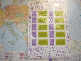 N°3916A  Feuille De 10 - Unused Stamps