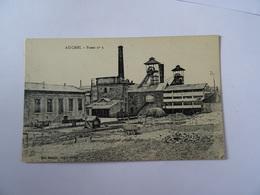 CPA 62  AUCHEL  Fosse N° 5   TBE Mine Mineur Charbon - Unclassified