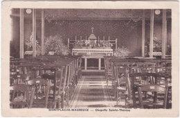 59. MONTPLAISIR-MAUBEUGE. Chapelle Sainte-Thérèse - Maubeuge