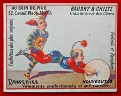 Chromo Baudry Chiltz Mons Draperie/ Cirque - Altri