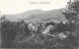 LABROQUE : SANATORIUM - La Broque