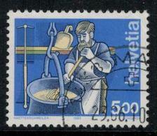 Suisse // Schweiz // Switzerland //  2001  // Le Fromager,  No.854 Oblitéré - Svizzera