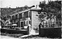 CPSM DE PIANA  (CORSE DU SUD)  VUE GENERALE DE L'HÔTEL DES CALANQUES - France