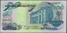 VIETNAM SOUTH - 1.000 Dong Nd.(1971) AU-UNC P.29 - Vietnam