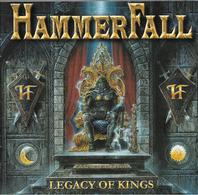 """CD  HammerFall  """"  Legacy Of Kings  """"  Allemagne - Musique & Instruments"""