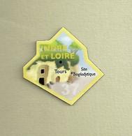 """Magnets. Magnets """"Le Gaulois"""" Départements Français. Haute-Corse (2B) - Magnets"""