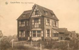 """Belgique - Coxyde-Bains - Villa """" Les Piloutches """" - Koksijde"""